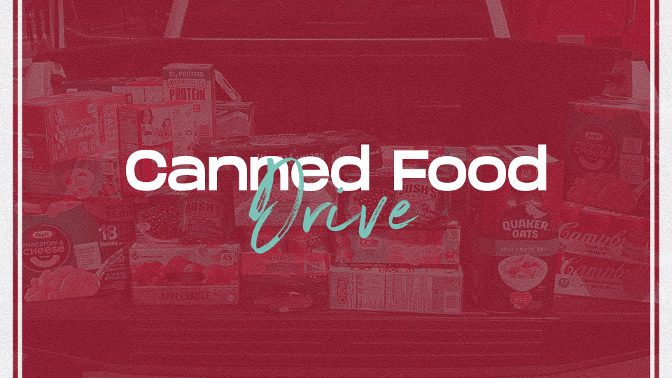 Canned Food Drive featured