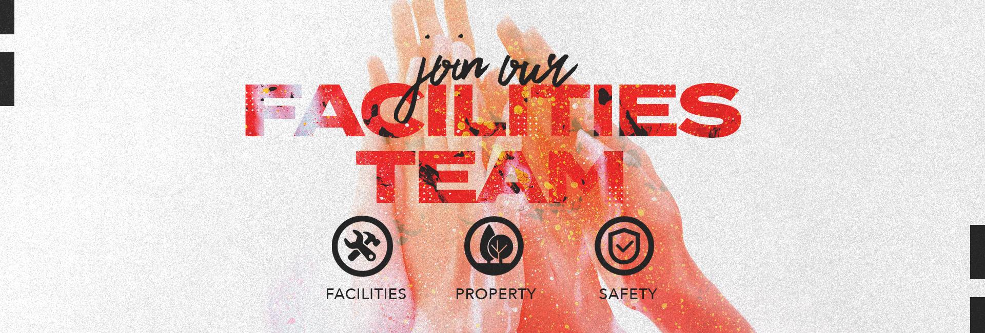 Facilities Team header