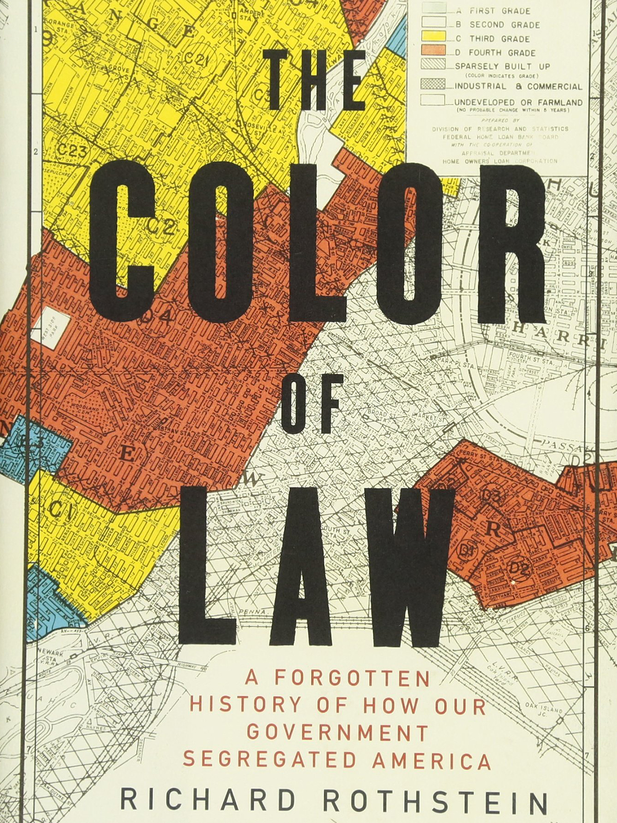 Book_Color of Law