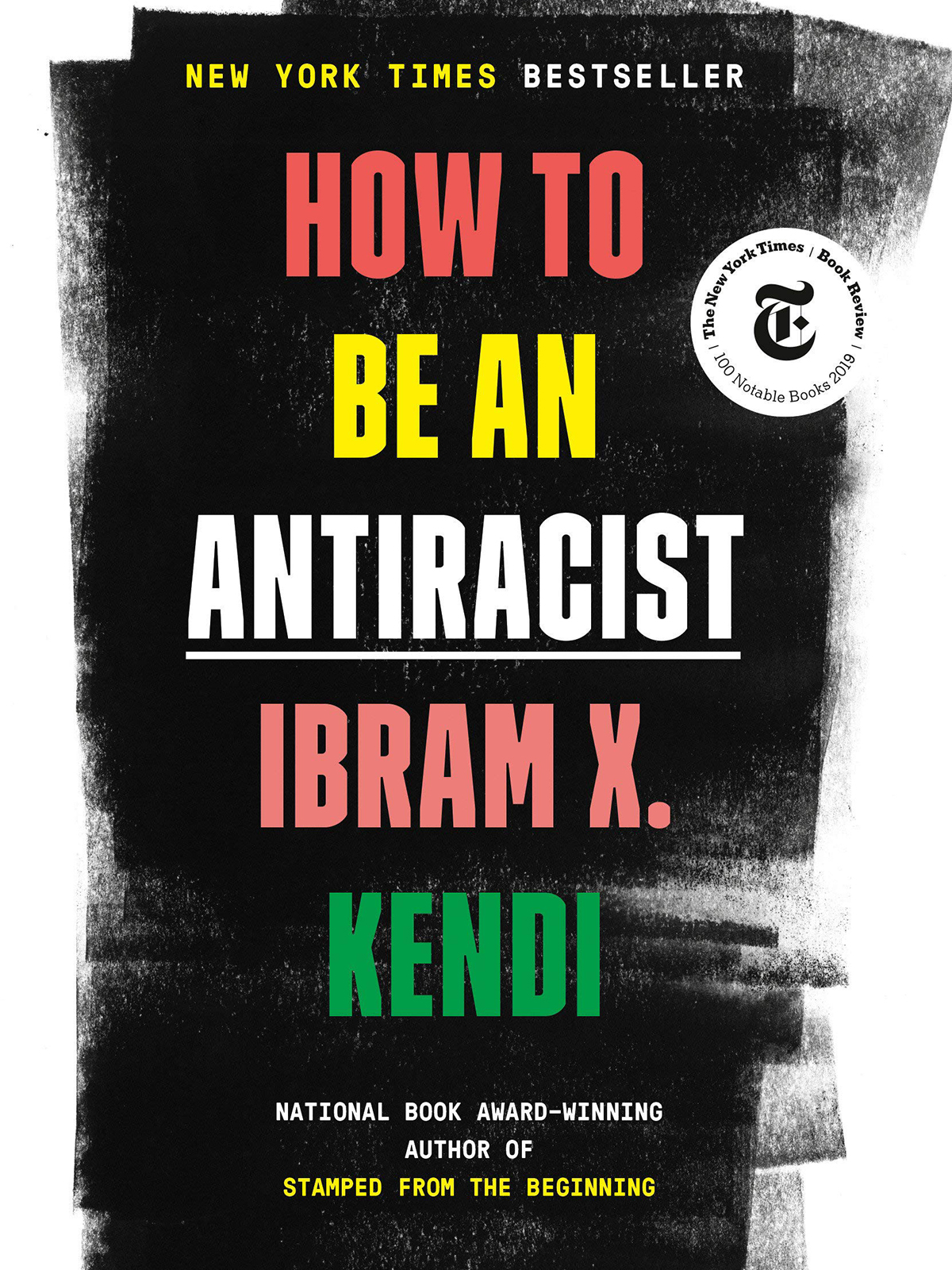 Book_How to be Antiracist