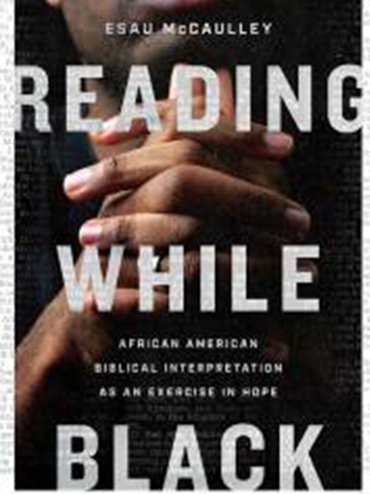 Book_Reading While Black